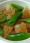 煮物惣菜で簡単❗鶏肉と大根の煮物