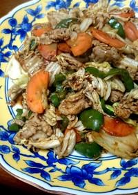 白菜の回鍋肉⭐