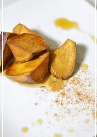 フランスの大学に行った芋❤《パリ大学芋》