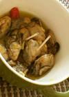 冷凍牡蠣レシピ~牡蠣オリーブオイル漬~