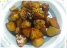 チンして簡単♪ジャガイモの煮っころがし