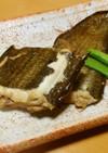 バケシタ(舌平目)の煮付け