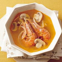 簡単トムヤムスープ