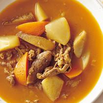 根菜カレースープ