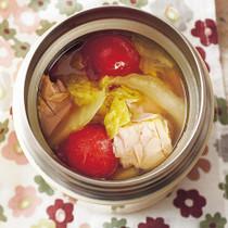 ツナカレースープ