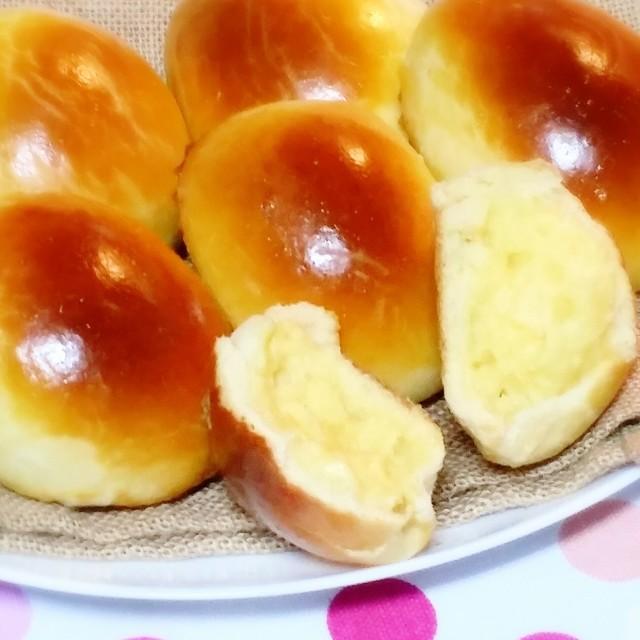 パン 作り方 クリーム