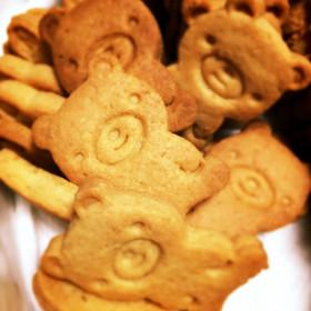 簡単!みんなで作ろう!型抜きクッキー
