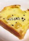 簡単★栗の甘露煮ケーキ