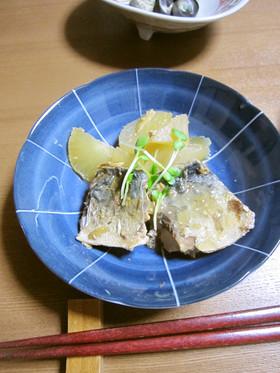 うちのリクエストNo.1☆鯖大根の味噌煮