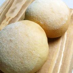 コーンミール配合♪ふんわり丸パン