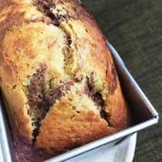 膨らみ失敗なし!簡単バナナパウンドケーキ
