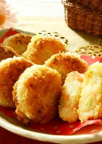 ✿お弁当に✿揚げない楽々コロッケ