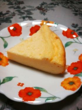炊飯器ですごく簡単チーズケーキ