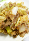 お弁当に!白菜豚肉えのきの味噌醤油炒め