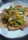 超簡単!! 豚肉の変わり生姜焼き