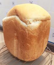 ♡HB早焼き♡塩麹米粉入り食パンの写真