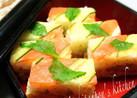 カリフォルニアロール風♪簡単押し寿司