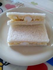 ♪一手間で簡単!!大人サンドイッチ♪の写真