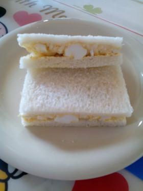 ♪一手間で簡単!!大人サンドイッチ♪
