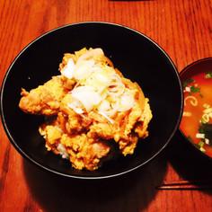 ☆鶏肉の卵とじ☆