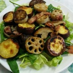 根菜のホットサラダ
