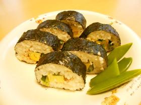 【簡単!】子ども喜ぶ巻き寿司
