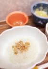 離乳食中期⁑納豆(フリージング)その2