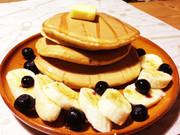 【究極】ふっくら♡ふわふわのパンケーキ♡の写真