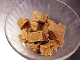 【糖質制限】きなこちょココナッツオイル
