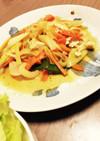 鶏肉と野菜の塩ダレ炒め