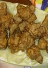 ケンタッキー(KFC)風フライドチキン