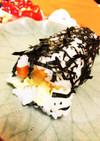 離乳食で簡単節分☆巻き寿司