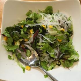 ダイエットにも♡春雨と海藻のサラダ