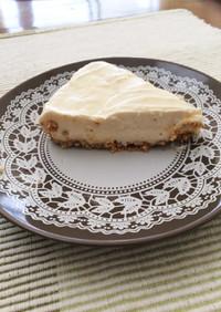 簡単!濃厚レアチーズケーキ