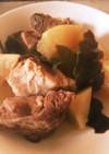 炊飯器でスペアリブ大根煮☆お箸で食べれる