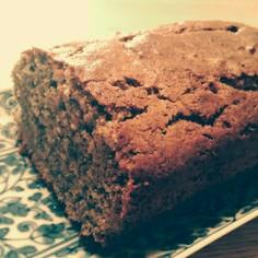 簡単☆黒ゴマときな粉のパウンドケーキ