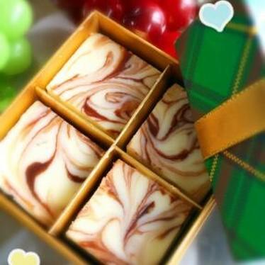 バレンタイン 簡単に♥生チョコタルト♪