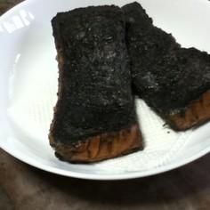 ちょっと一手間でセサミフレンチトースト☆