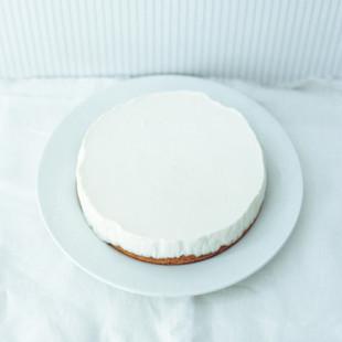 基本のレアチーズケーキ