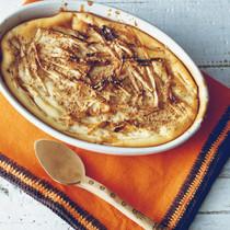 りんごのクリームチーズフラン