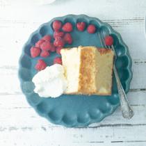 パルミジャーノのシフォンケーキ