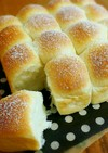 ほわほわ甘々♪スイートミルクちぎりパン。