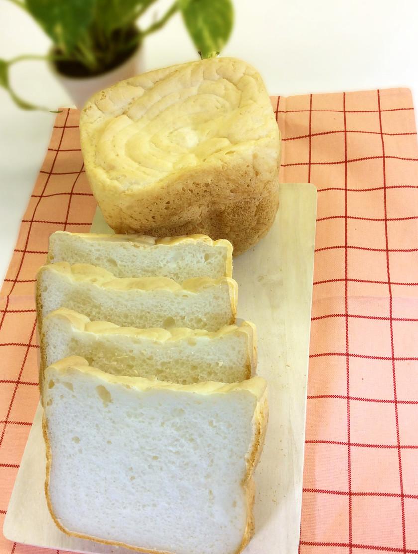 HBで作るグルテンフリーの米粉パン