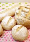 全粒粉入りのハードパン