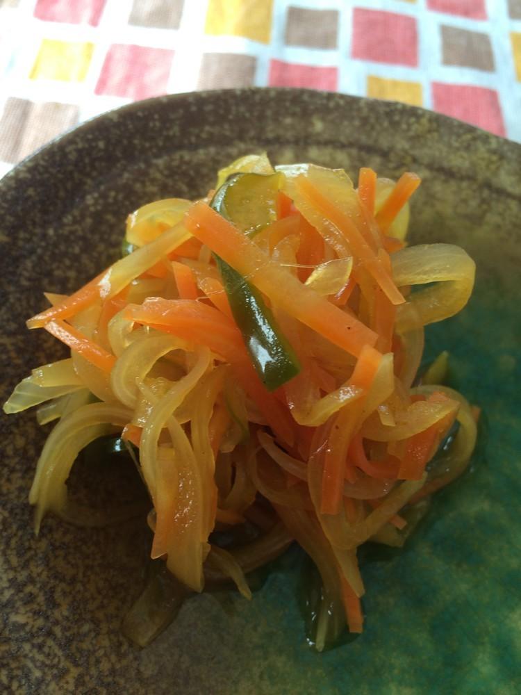 常備菜☆野菜のカレーマリネ