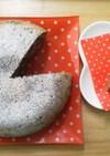 炊飯器で!バレンタインチョコバナナケーキ