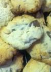 ピーナッツバターチョコレートクッキー