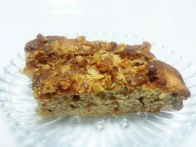 林檎の本みりん煮と胡桃の焼き菓子