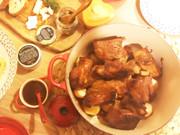 オーブンで簡単絶品スペアリブの写真