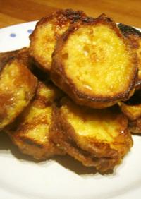 仙台麩でビックリ麩菓子‼麩レンチトースト
